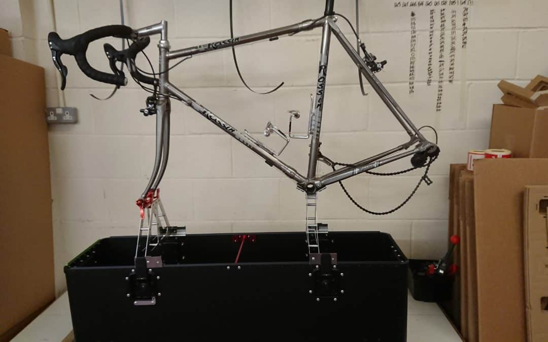 New! Tourmalet integrated workstand – test pilots wanted.