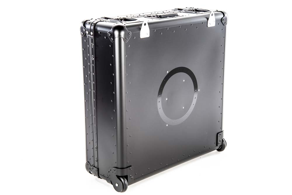 New Buxumbox Galibier box for S&S Couplers and Ritchey Breakaway