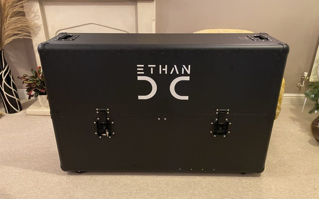 Ethan's Christmas Buxumbox review